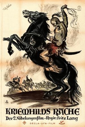Les Nibelungen: La Vengeance de Kriemhild
