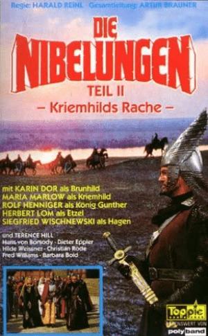 La Vengeance de Siegfried - Deuxième Partie