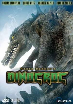 Dinocrocodile : la créature du lac