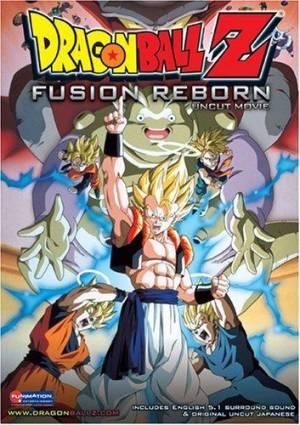 Dragon Ball Z : La fusion