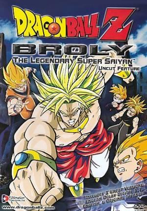 Dragon Ball Z : Broly - le super guerrier