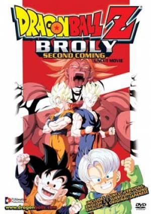 Dragon Ball Z : le retour de Broly