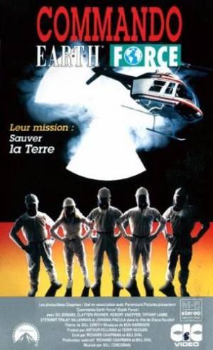 Commando E.A.R.T.H. Force