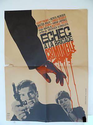 Le Testament du Docteur Mabuse - Échec à la Brigade Criminelle