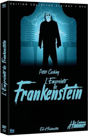 L'Empreinte de Frankenstein (Édition Collector Blu-ray + DVD)