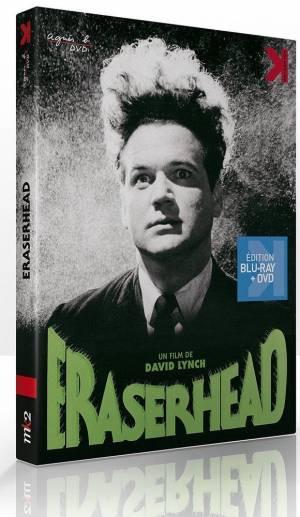 Eraserhead (combo DVD + Blu-ray)