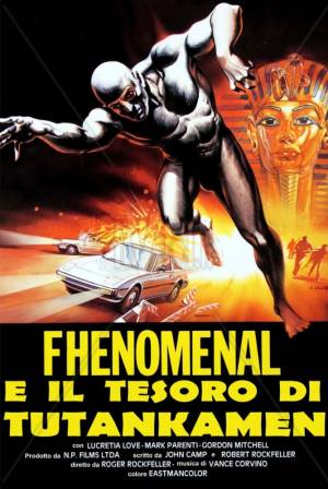 Phénoménal et le Trésor de Toutânkhamon