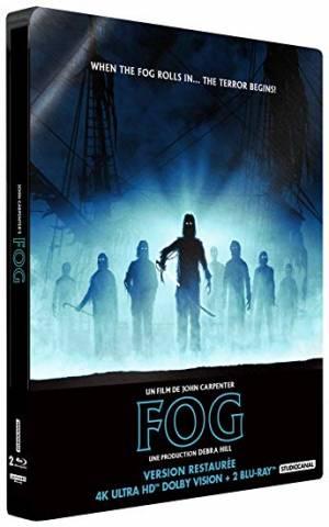 Fog (4K Ultra HD + Blu-ray + Blu-ray bonus)