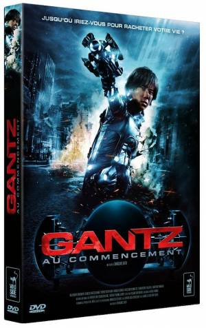 Gantz: Au Commencement