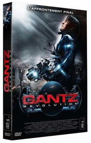 Gantz : Revolution