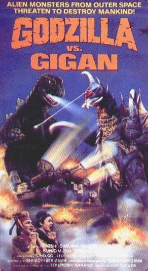 Godzilla vs. Gigan - Objectif Terre: Mission apocalypse