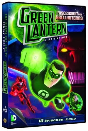 Green Lantern: La Série Animée