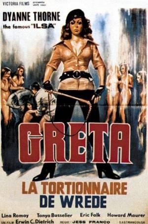 Greta: La Tortionnaire de Wrede