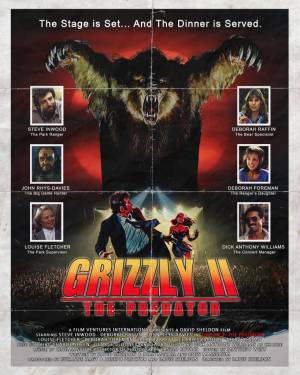 Grizzly 2: The Predator