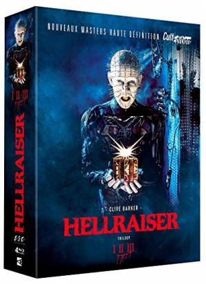 Hellraiser Trilogy Cult'Edition