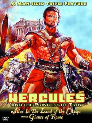 Hercule et la princesse de Troie