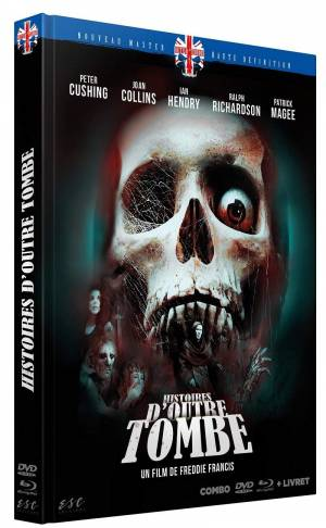 Histoires d'outre-tombe (Blu-ray)
