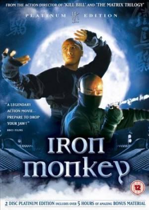 Iron monkey - La légende démasquée