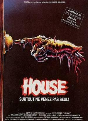 HOUSE (1986-1987-1989-1992) Houseaff