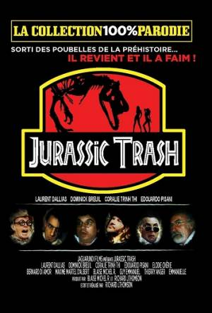 Jurassic Trash - Terror of Prehistoric Bloody Monster from Space