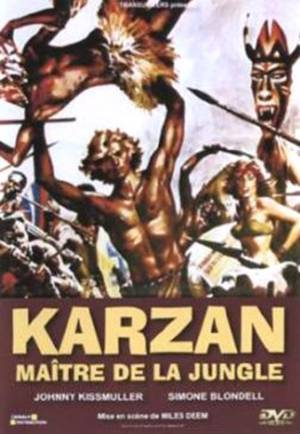 Karzan: Maître de la Jungle