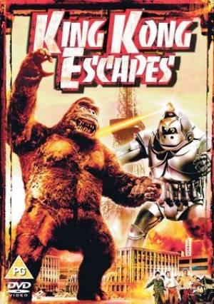 King Kong s'est Echappé