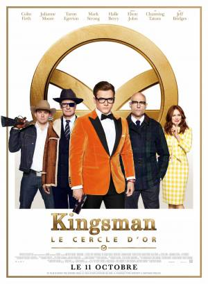 Kingsman: Le Cercle d'Or