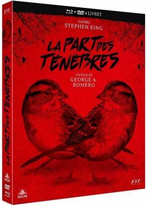 La Part des Ténèbres (Combo Blu-Ray + DVD-Édition Limitée)