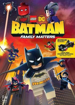 LEGO DC : Batman - Family Matters