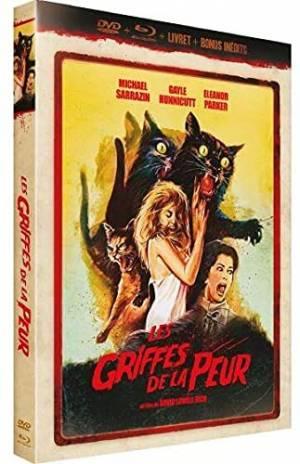Les Griffes de la Peur (Édition Collector Blu-ray + DVD + Livret)