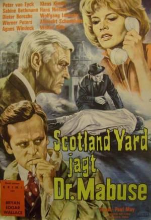 Le Dr. Mabuse contre Scotland Yard - Mabuse Attaque Scotland Yard