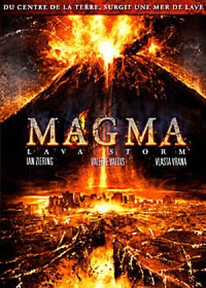 Magma lava storm