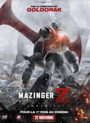 Mazinger Z : Infinity
