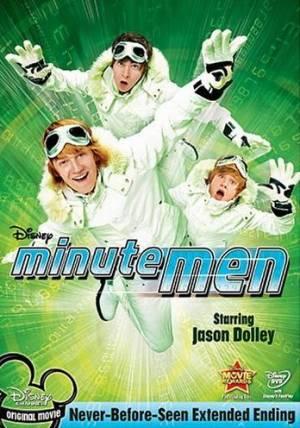 Minutemen: les Justiciers du Temps