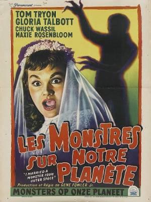 J'ai épousé un monstre - Les monstres sur notre planète