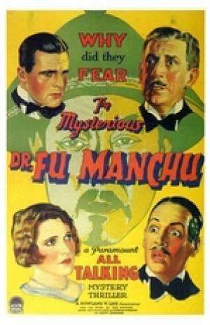 Le Mystérieux Docteur Fu Manchu
