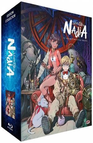 Nadia et le secret de l'Eau Bleue