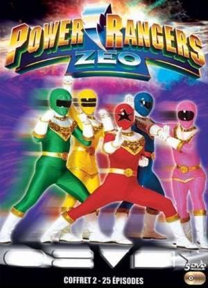 Power Rangers: Zeo