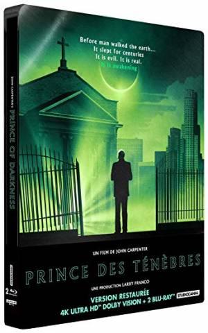 Prince des ténèbres (4K Ultra HD + Blu-ray + Blu-ray bonus)