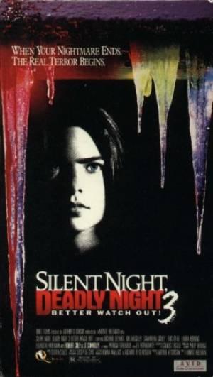 Douce Nuit, Sanglante Nuit 3: Coma Dépassé