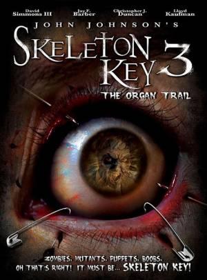 Skeleton Key 3: The Organ Trail