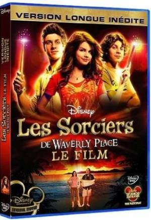 Les Sorciers de Waverly Place: le film