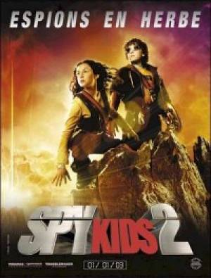 Spy Kids 2 : Espions en herbe