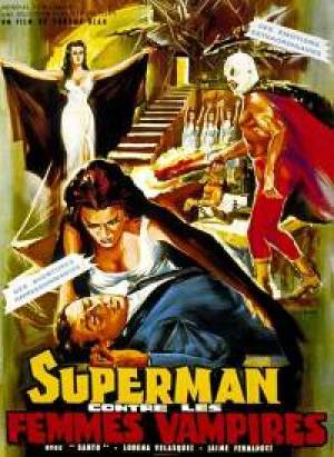 Superman contre les femmes vampires