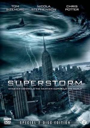 Superstorm: Alerte ouragan