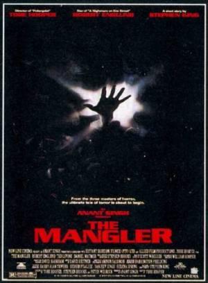 The Mangler - La Presseuse Diabolique