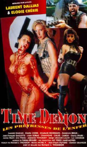 Time Demon, Les Prêtresses De L'Enfer (1996) FR Time-demon-poster