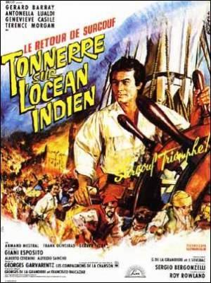Tonnerre sur l'Océan Indien