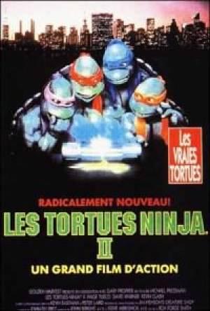 Les Tortues ninja 2