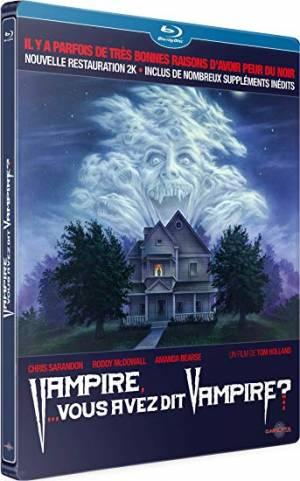 Vampire, ...vous avez dit vampire